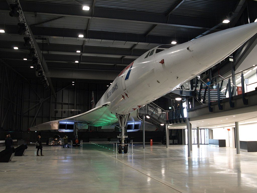 Concord at Aerospace Bristol