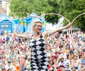 Entertainment Bristol Harbour Festival