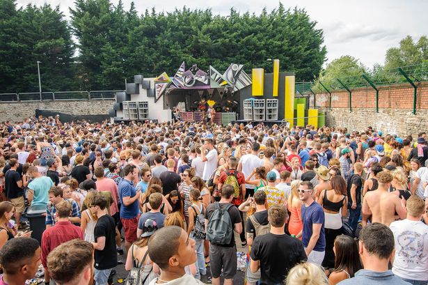 Live Music St Paul's Carnival Bristol