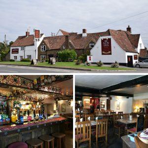 Traditional Pub New Inn Mays Hill Bristol by Bury Hill Farm