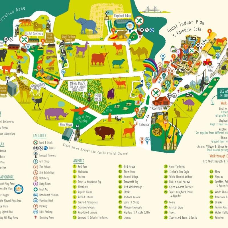 Noahs Ark Zoo Farm Bristol