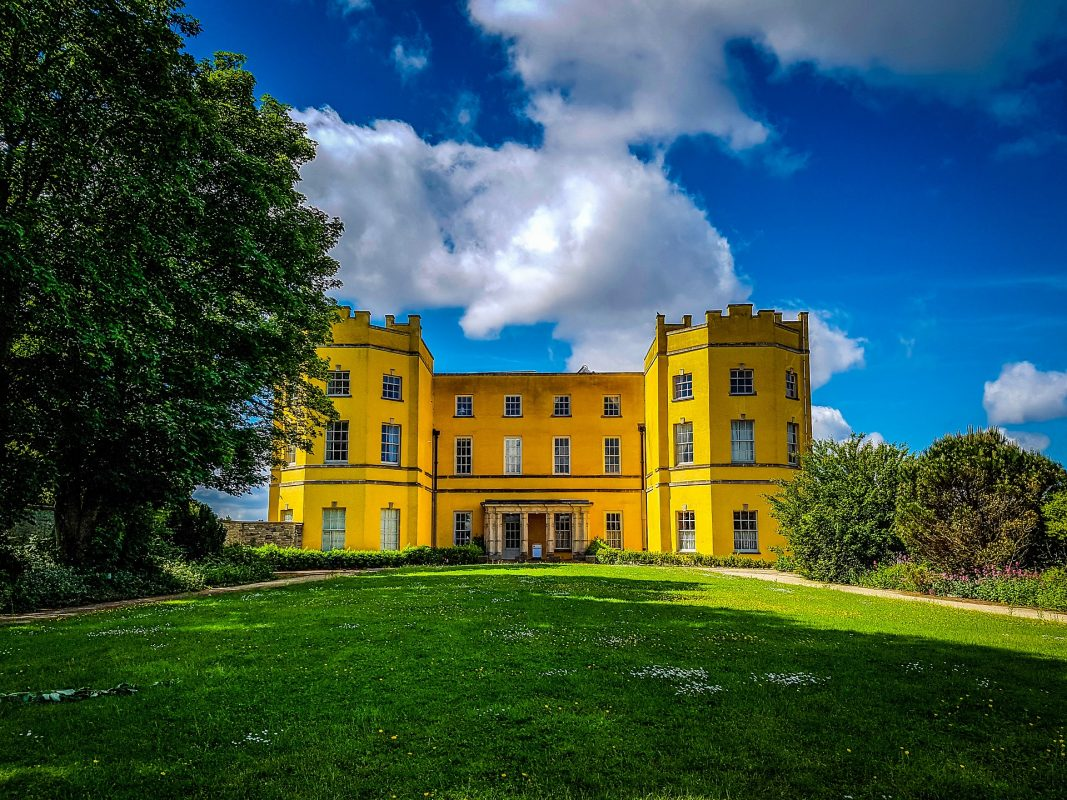 The Dower House Stoke Park Estate