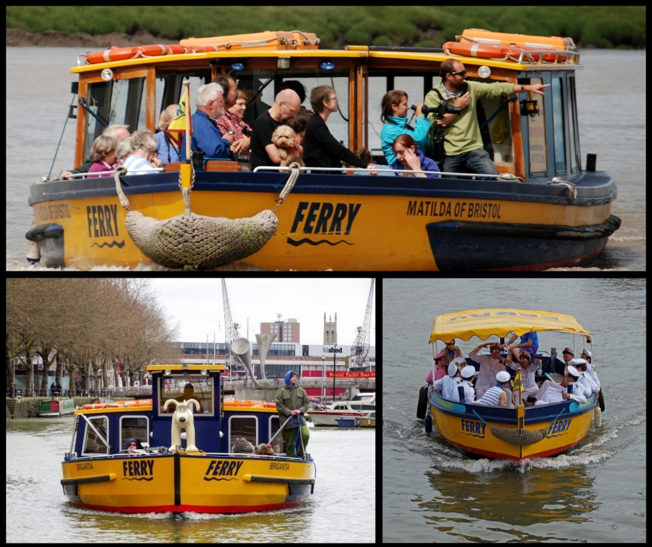 Bristol Ferry Boats Bury Hill Farm