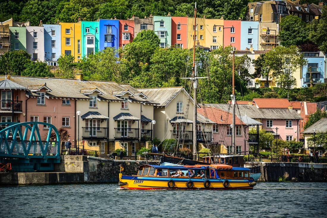 Exciting Boat Trips from Bristol's Floating Harbour