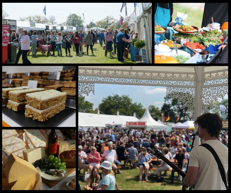 Free things to do with the kids Bristol South Glos Food and Drink Festival