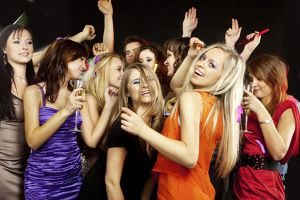 Hen Party Night out in Bristol