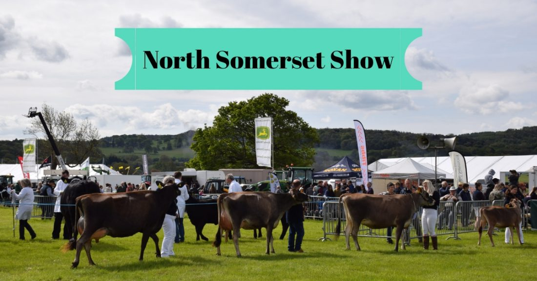North Somerset Show Bristol Bank Holiday
