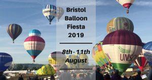 Bristol Balloon Fiesta 2019