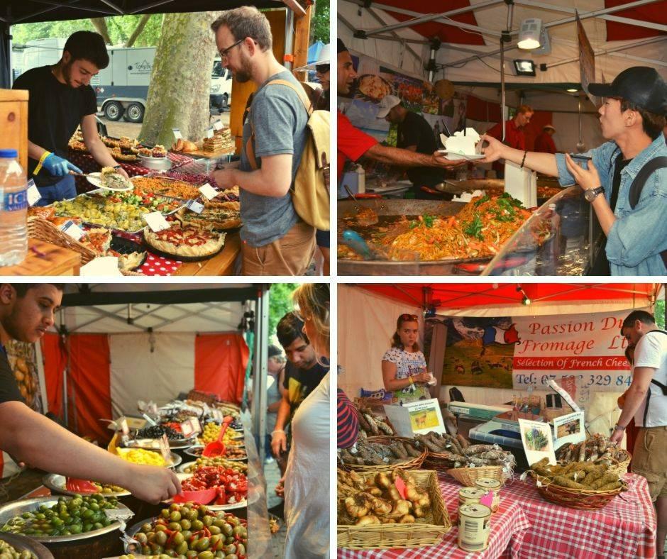 Bristol Harbour Festival Markets