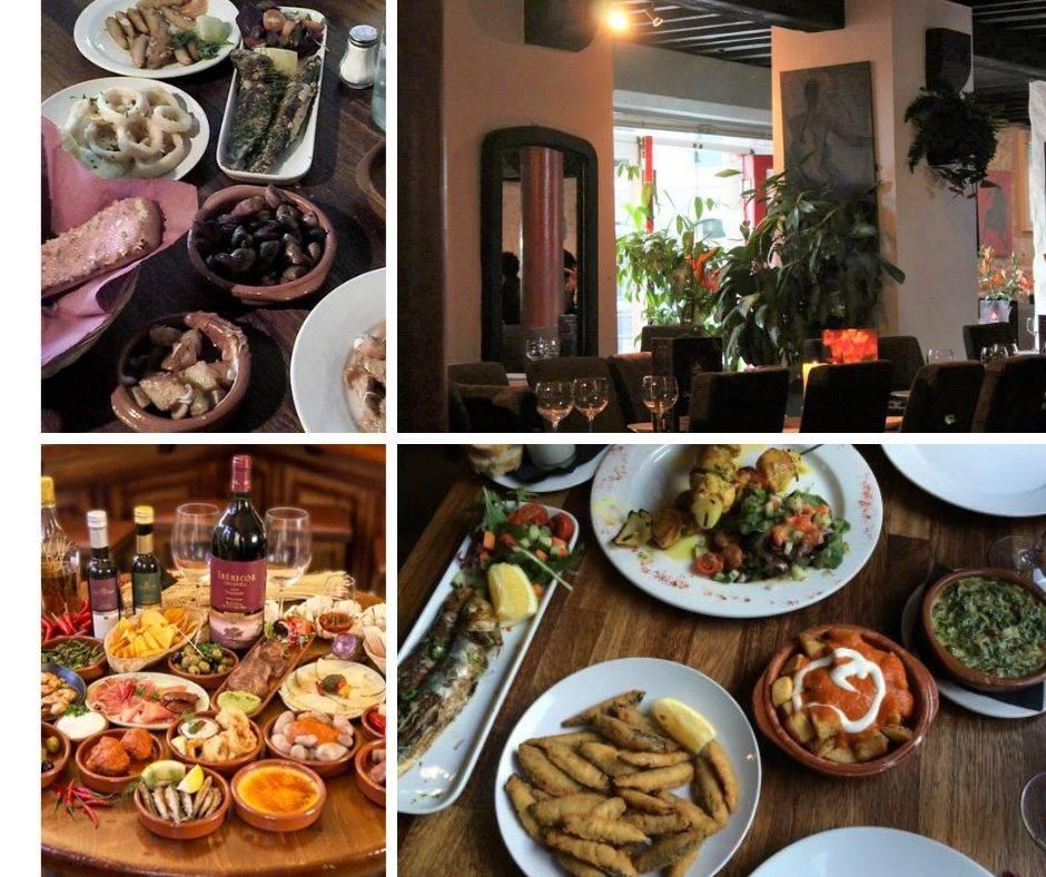 El Puerto Spanish Restaurant Bristol