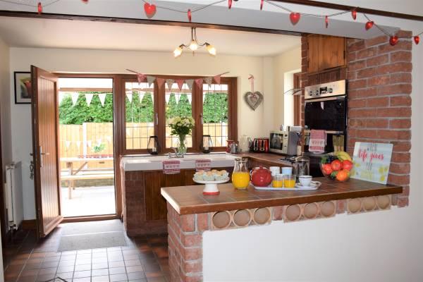 Bury Hill Farm Kitchen
