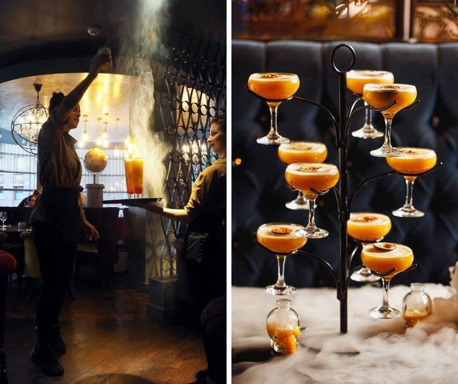 Aluna Cocktails Bristol