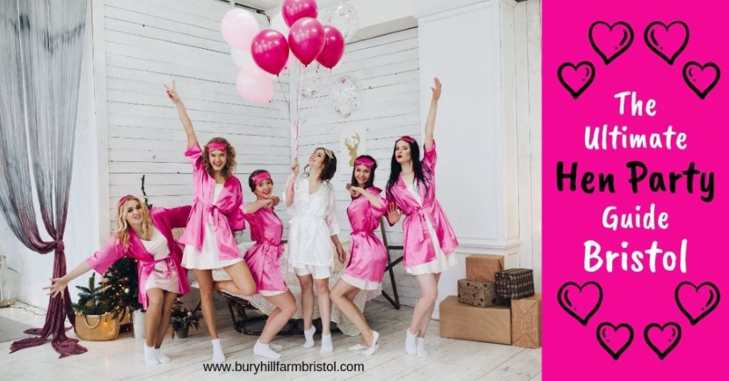 Hen Party Bristol Guide