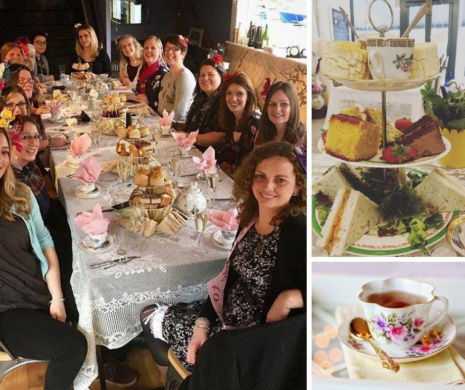 Heartfelt Vintage Afternoon Tea