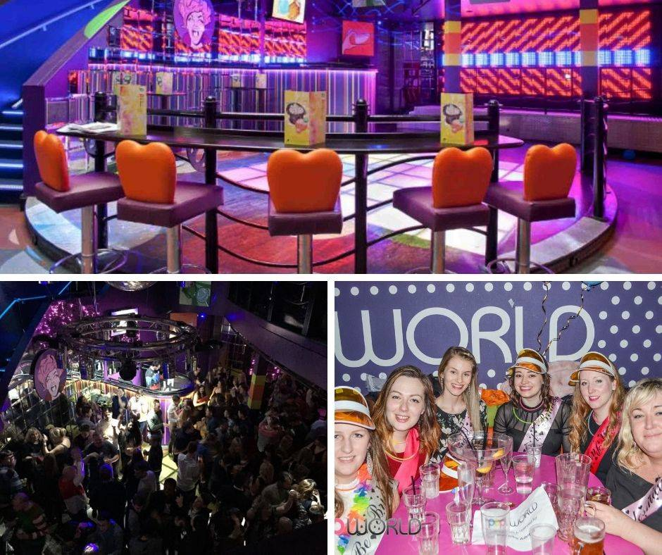 Popworld Nightclub Bristol