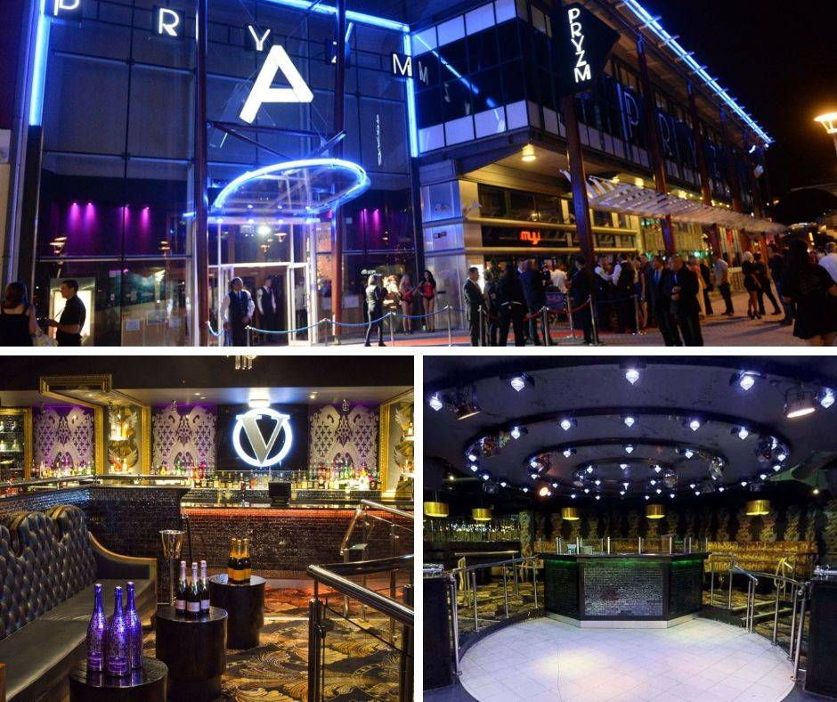 Pryzm Night Club Bristol
